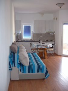 Photo for Apartment Lighthouse 2+2, with sea view, 40 m2