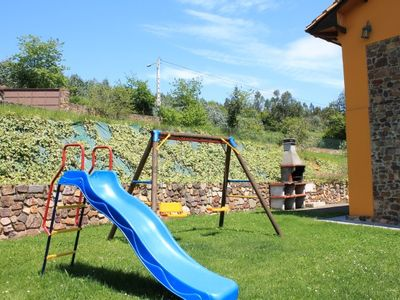 Photo for OFFERS Near Gijón, by the sea, ideal environment for children