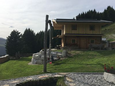 Photo for Holiday cottage on first 300 m, fantastic location in the Kitzbühel Alps