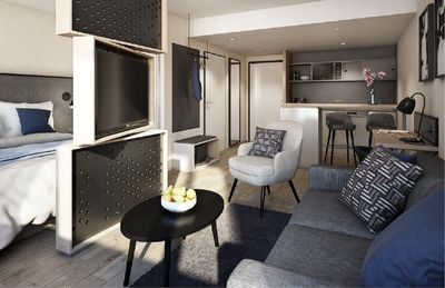 Arivo Aparthotel - Arrive away from home