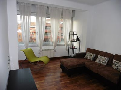 Photo for SPACIOUS AND COMFORTABLE APARTMENT NEXT TO BARRI VELL