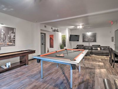 Photo for NEW! Austin Apt w/Game Room & Hot Tub, Walk to Bus