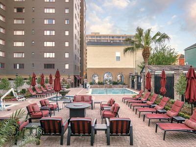 Photo for Charming 1BR Suite in the Garden District w/ Resort Pool & WiFi