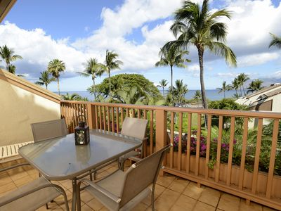 Photo for Maui Kamaole Two Bedroom Front Row, O/V  Premium