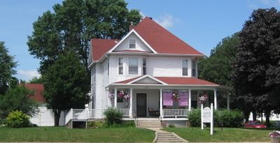 Classic Victorian at 309 Main Street in Stewartville - Your Home Away from Home