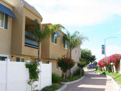 One Bedroom Suite, Sand Pebbles Solana Beach, CA.  Walk to beach!  Book Now!