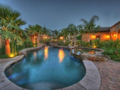 YES This is your OWN PRIVATE ESTATE BACKYARD WITH 130' POOL