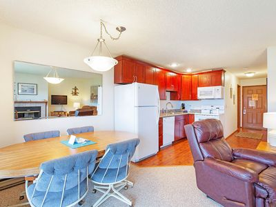 Photo for Ground Level Condo right on the Pacific Ocean