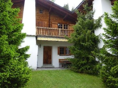 Photo for Apartment HAUS 2  in Laax, Surselva - 8 persons, 4 bedrooms
