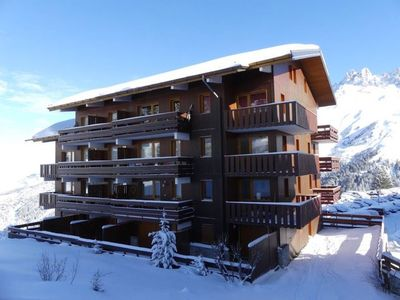 Photo for Apartment Ski in and out in Mottaret