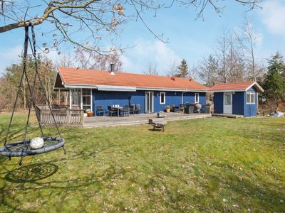 Photo for Vacation home Vig Lyng in Vig - 6 persons, 3 bedrooms
