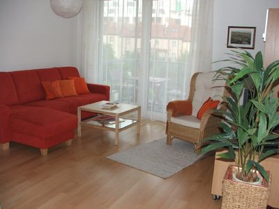 Photo for Lovely bright apartment in quiet location