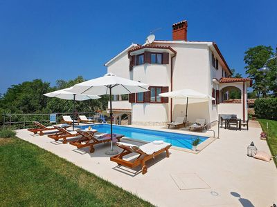 Photo for Holiday house Zbandaj for 8 - 10 persons with 4 bedrooms - Villa