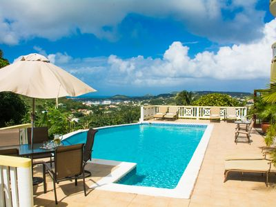 Photo for Simply Heavenly!!! Large Self Catered Two Bedroom Apartment With Huge Pool