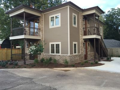 Photo for Great Condo on North Lamar Blvd near The Square and Ole Miss