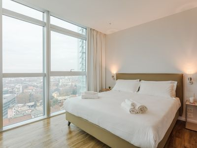 Photo for Galfa 145 - Spacious & bright, amazing view