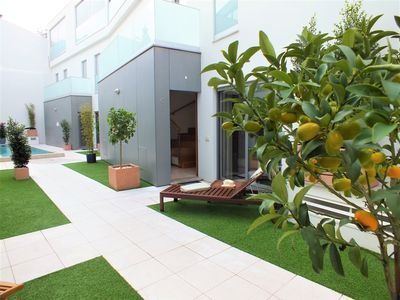 Photo for Stylish Apartment in Tavira Centre with Pool