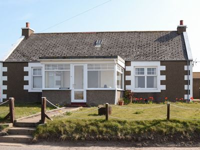 Photo for 2 bedroom accommodation in Spey Bay, near Fochabers