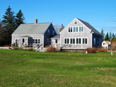 Photo for Peaceful Getaway on a Remote Maine Island