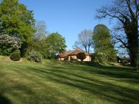 A lovely property in a lovely rural area.