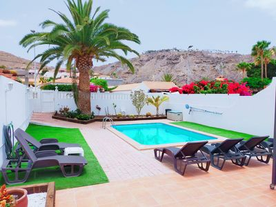 Photo for 3 Bedrooms Villa In Tauro, Private pool and Garden