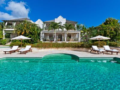 Photo for Luxury Poolside Villa with Sea Views in Sugar Hill - Go Easy