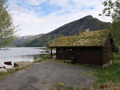 Photo for Vacation home Lauvavatnet (FJS087) in Sognefjord, Nordfjord, Sunnfjord - 6 persons, 3 bedrooms