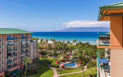 Photo for Maui Resort Rentals: Honua Kai Konea 831 - Stunning 8th Floor Ocean View Studio