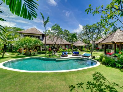 Photo for Villa Kakatua - villa with pool in south-west Bali perfect for families