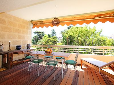 Photo for Apartment Mérival in Cannes - 6 persons, 2 bedrooms