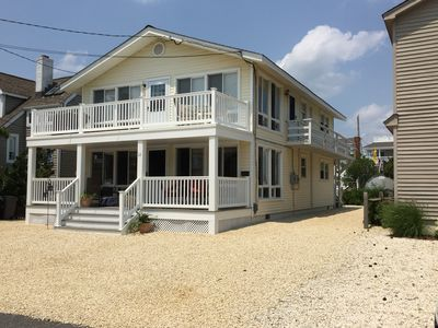 Oceanside only steps from the beach! First floor available for guests!