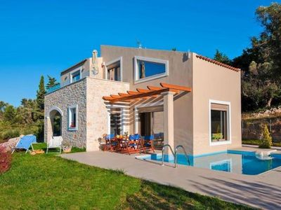 Photo for holiday home, Margarites  in Kreta - 8 persons, 3 bedrooms