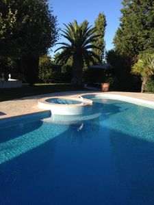 Photo for Rent large house Pool / Tennis / Seaside - sleeps 12
