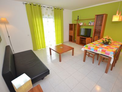 Photo for Apartment with pool + WIFI and close to the beach - V