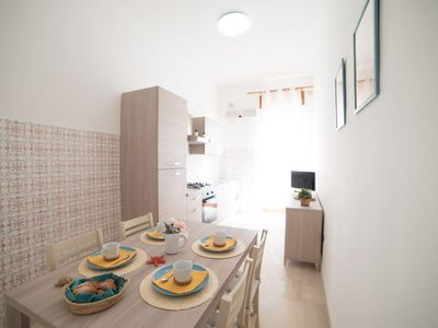 Photo for Holiday apartment Vieste for 4 persons with 2 bedrooms - Penthouse holiday apartment