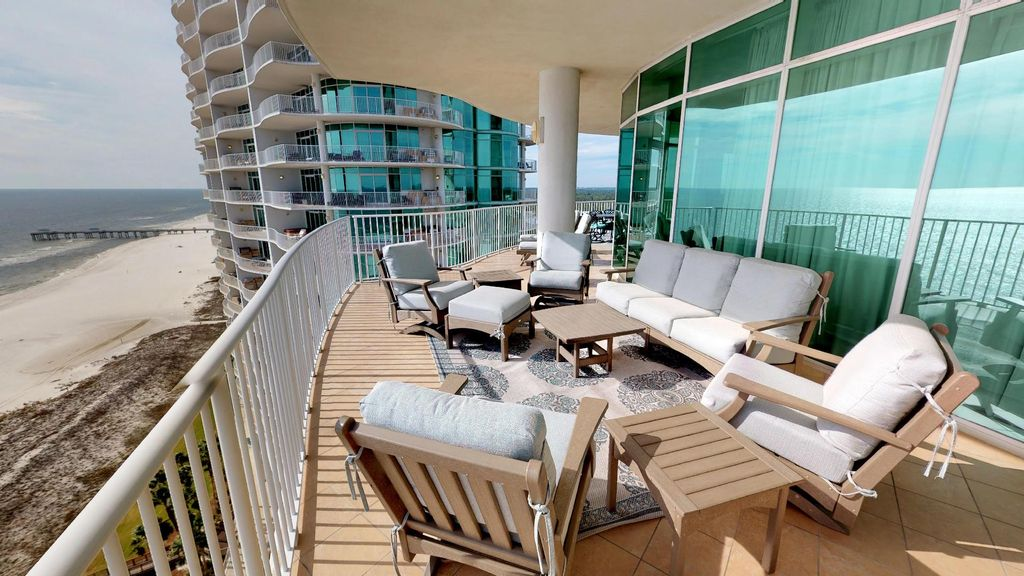 Newly Re-Decorated 4 Bedroom Condo With Stunning Views at Turquoise ...