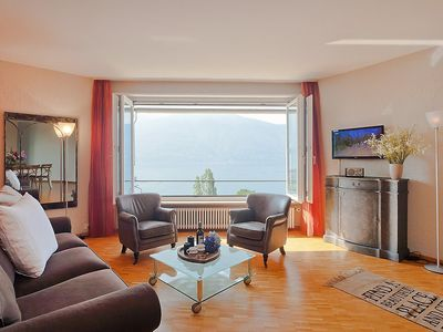 Photo for Apartment in the center of Ascona with Internet, Lift, Parking, Balcony (46845)