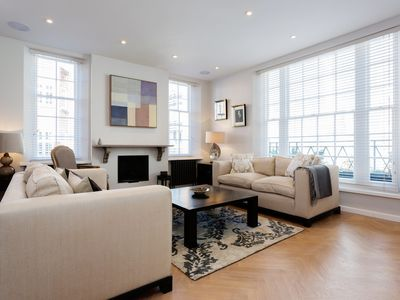 Photo for UP TO 20% OFF- Magnificent Marylebone - Three Bedroom Apartment, Sleeps 5- Veeve