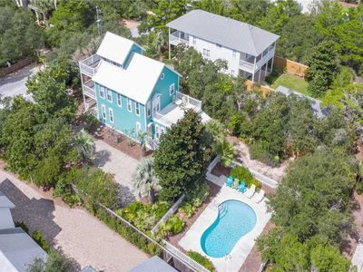 Photo for Bright Idea - Private Pool, Pet Friendly, Snowbirds Welcome, South Walton, 30-A!