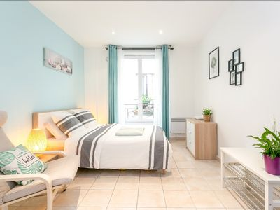 Photo for Lovely Studio near Eiffel Tower Central Paris