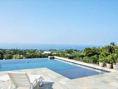 Spectacular Ocean Views from Infinity Pool