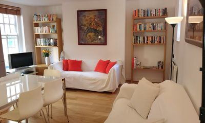 Photo for Superbly Located, recently-refurbished London Apartment, Near Brick Lane