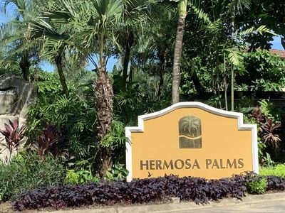 Photo for Hermosa Palms w/ Private Pool ; Gated Beachfront Community in Playa Hermosa