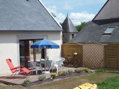 Photo for PENTY RENOVATES A NINE IN AN OLD FARM - CLOSE TO QUIMPER