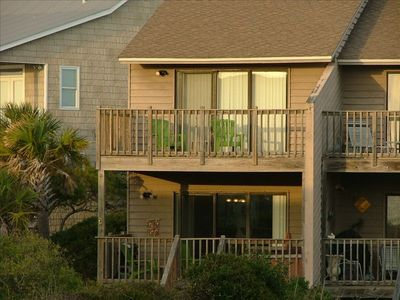 Photo for Gulf Front Home /Sleeps 5/Priv-Beach Xcess