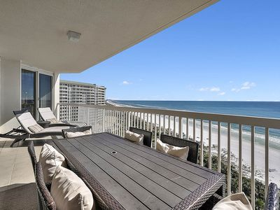 Photo for Incredible Gulf-Front Condo in Silver Shells w/ Beautiful Gulf Views & Amenities!