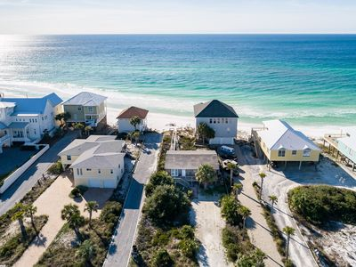 Photo for BRAND NEW GULF FRONT LISTING!! - HIGH DUNE – Historic Post-and-Pier House in Dune Allen - Private...