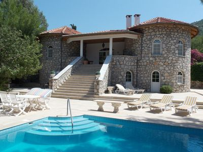 Photo for Invisible Exclusive Villa, pool and large garden
