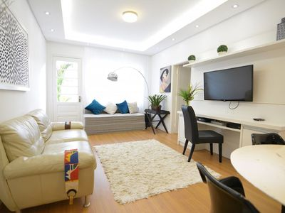 Photo for Charmosíssimo apartment 3 bedrooms in the best area of the center / Batel.