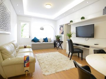 Charmosíssimo apartment 3 bedrooms in the best area of the center / Batel.